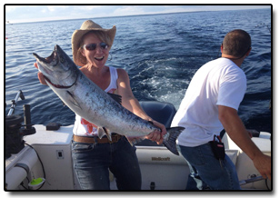 Fishing Charters on Lake Michigan